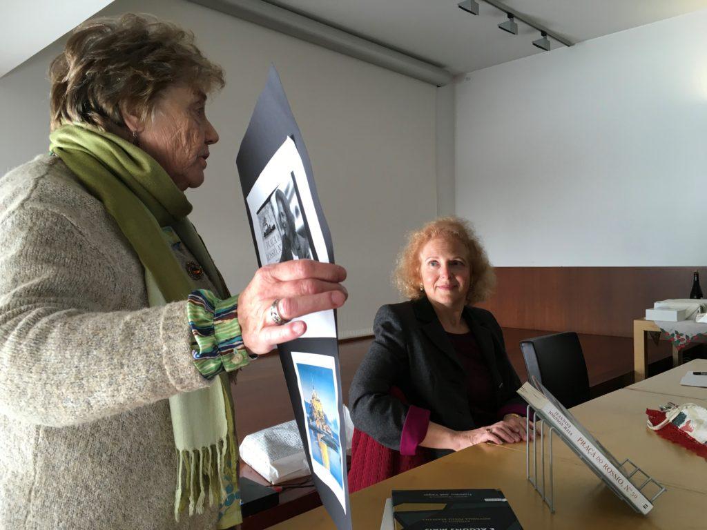 Visita a Comunidade de Leitores APRe da Biblioteca de Matosinhos (3/2019) - image