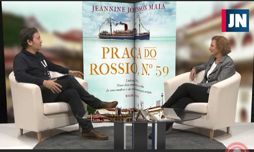 Entrevista com/Interview with Sérgio Almeida, Companhia dos Livros (Jornal de Notícias) - image